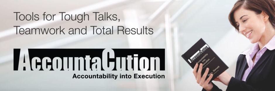 AccountaCution: The Book